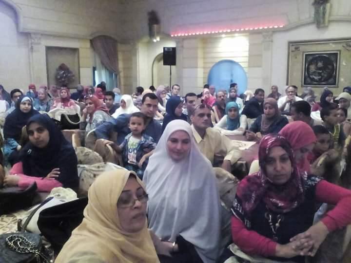 نقابة المعلمين بالشرقية تكرم أبنائها المتفوقين 3