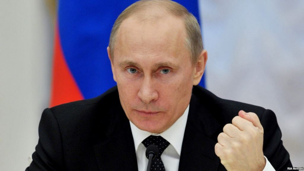 تفاصيل نجاة بوتين من الموت