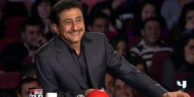 """انسحاب ناصر القصبي من برنامج""""Arabs Got Talent"""