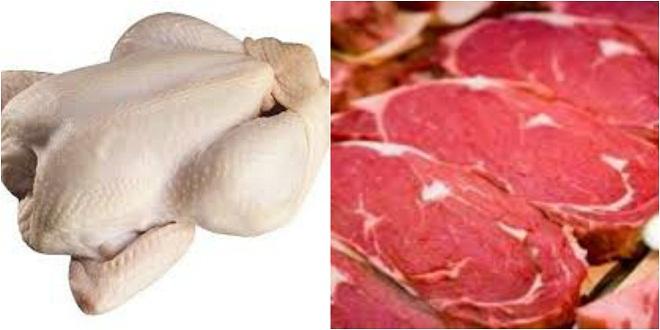 أسعار اللحوم السودانية والفراخ المجمدة