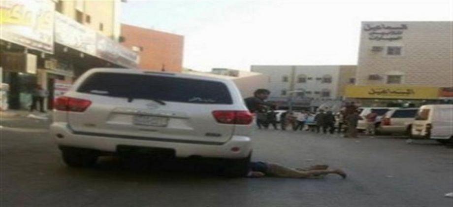 دهس 3 مصريين في الكويت