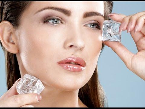 7 فوائد مذهلة ستجعلك تضعين الثلج على وجهك يومياً