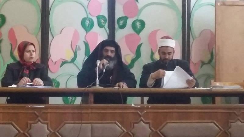 المصري مسلم ومسيحي