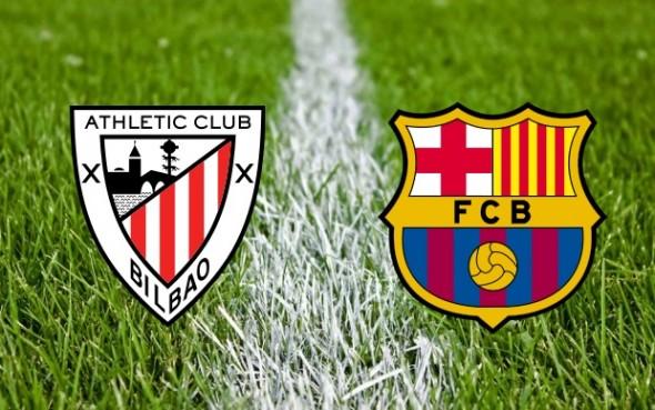 .. أتلتيك بلباو يواجه برشلونة في كأس أسبانيا