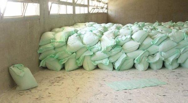 شونة للأعلاف والأسمدة الزراعية بدون ترخيص بمنيا القمح