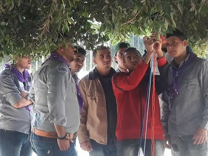 استمرار فعاليات البرنامج التدريبي بمركز شباب ناصر بالزقازيق2