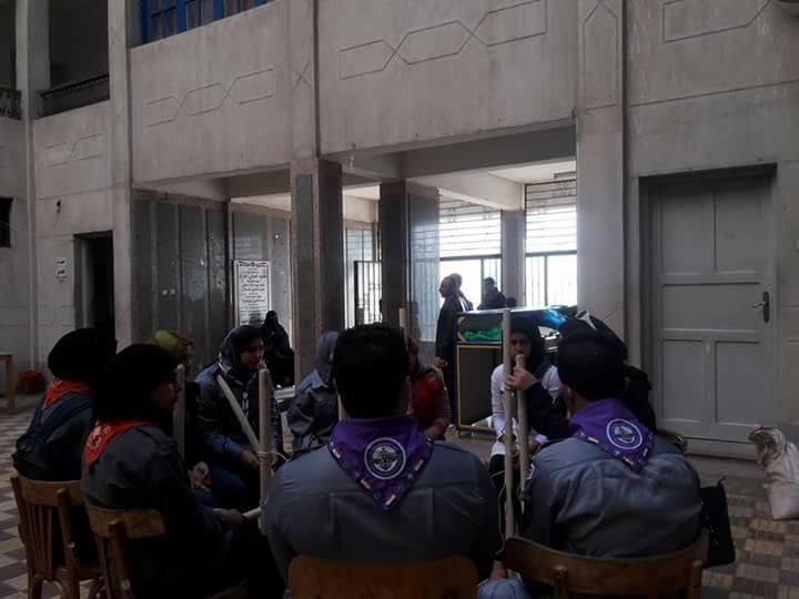 استمرار فعاليات البرنامج التدريبي بمركز شباب ناصر بالزقازيق4
