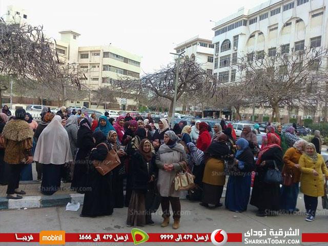 مستشفيات جامعة الزقازيق تستغيث بالرقابة الإدارية 2