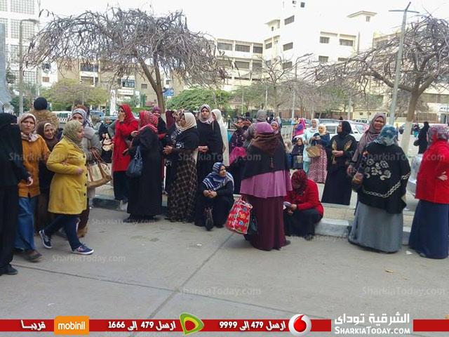 مستشفيات جامعة الزقازيق تستغيث بالرقابة الإدارية 3