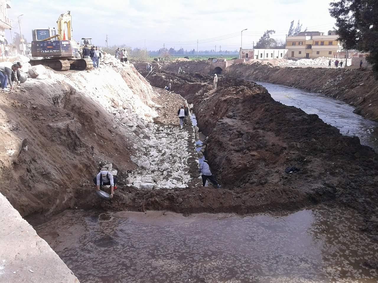 مدينة الحسينية يتفقد أعمال مشروع ازدواج «طريق الموت»7