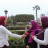 عيد الحب فى جامعة الزقازيق شكل تاني