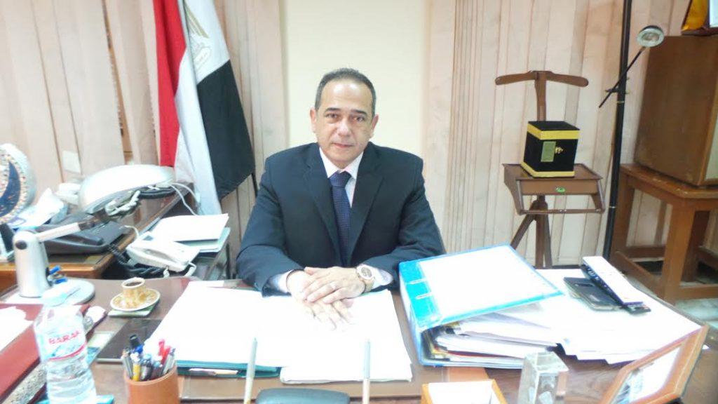 60727 اللواء هشام خطاب مدير المباحث الجنائية بالشرقية