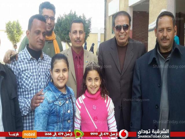 التعليمية» تكرم المتفوقين بمدرسة سعد سالم الإعدادية 963