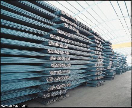الحديد في مصر اليوم بـ 6 مصانع كبرى