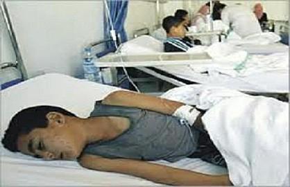طفل بتسمم نتيجة تناوله حبوب مخدرة بالإبراهيمية
