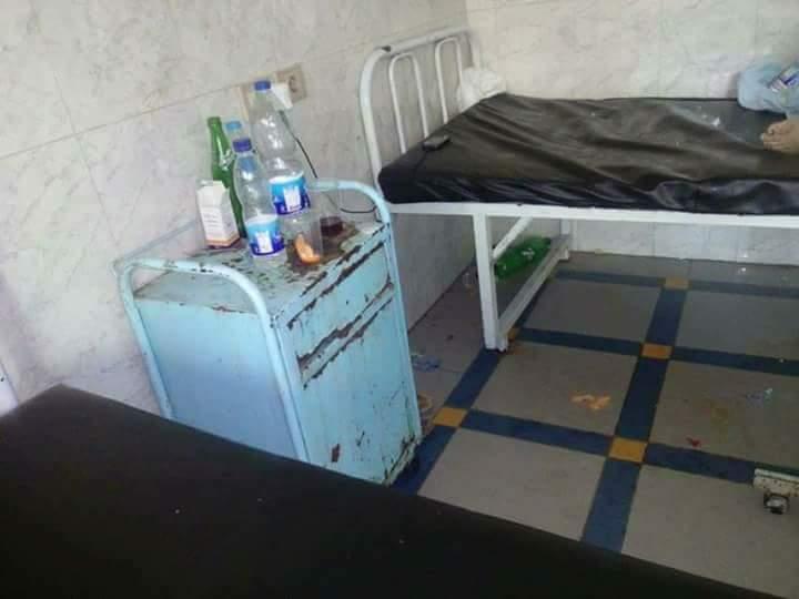 يضرب مستشفى «ديرب نجم»2