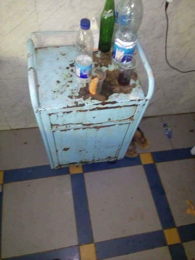 يضرب مستشفى «ديرب نجم»3