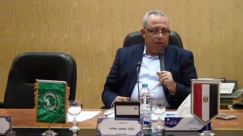 خالد سعيد محافظ الشرقية