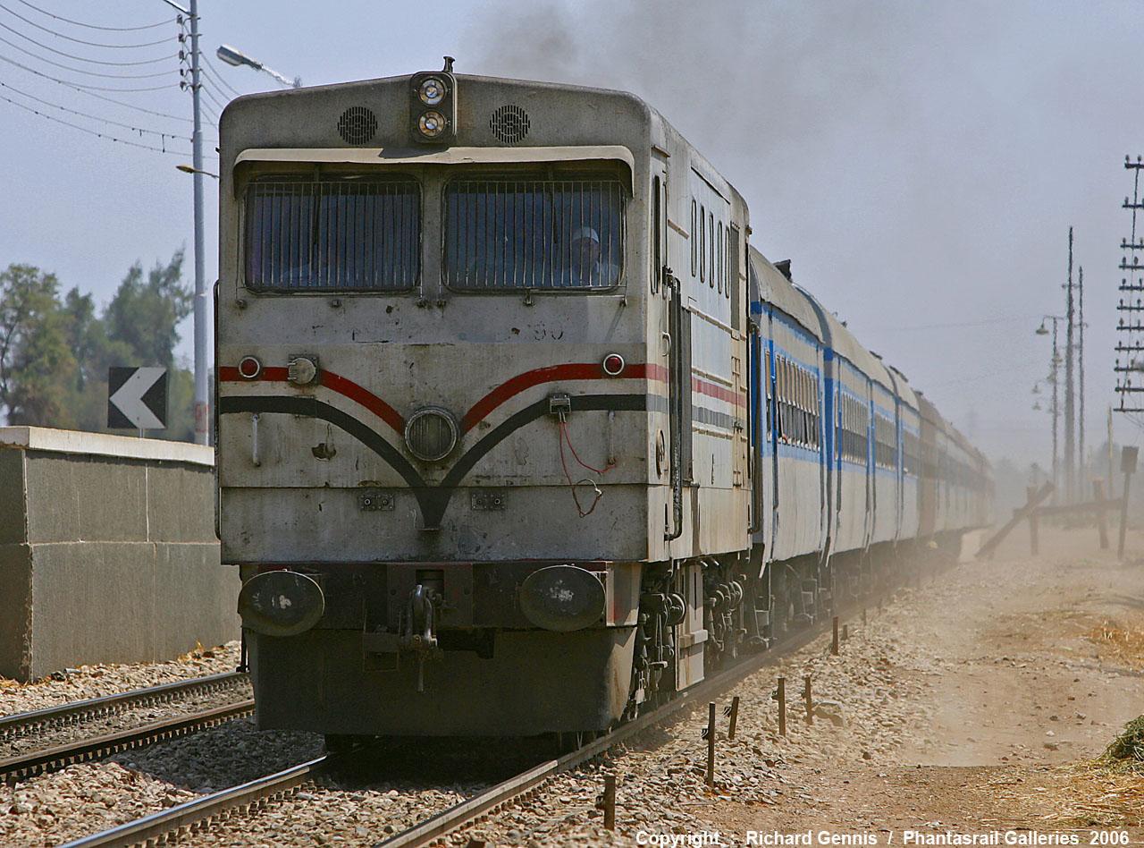 السكة الحديد تعلن خدمة جديدة لحجز القطارات