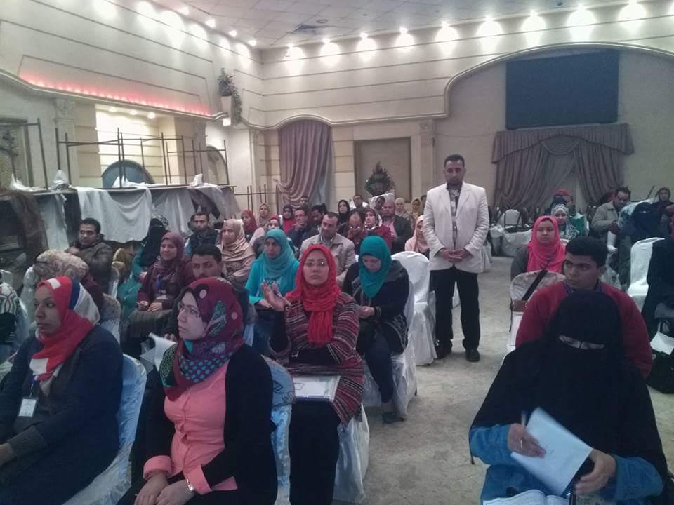 مبادرة «معلم أفضل» بمقر نقابة المعلمين بالشرقية2