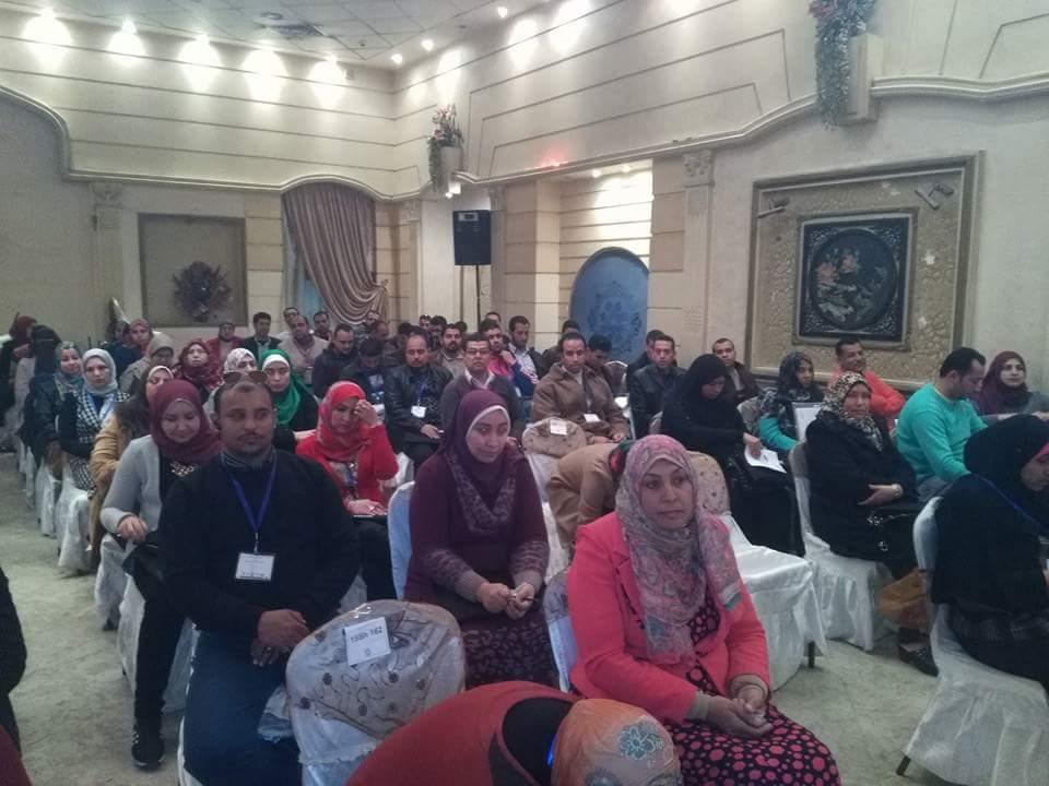مبادرة «معلم أفضل» بمقر نقابة المعلمين بالشرقية3