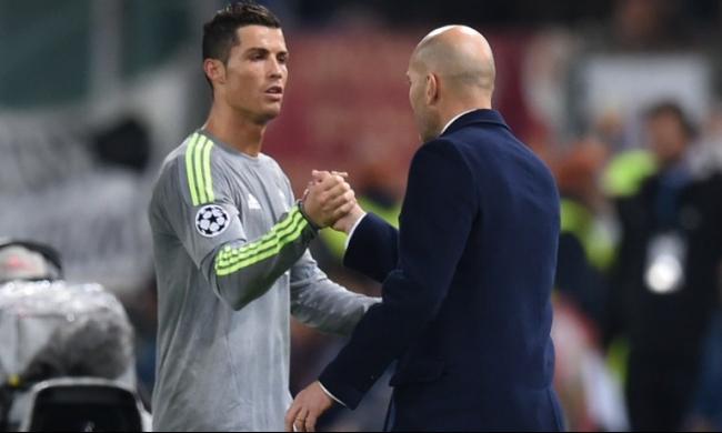 زيدان يكشف موقفه من عودة كريستيانو رونالدو إلى ريال مدريد   الشرقية توداي