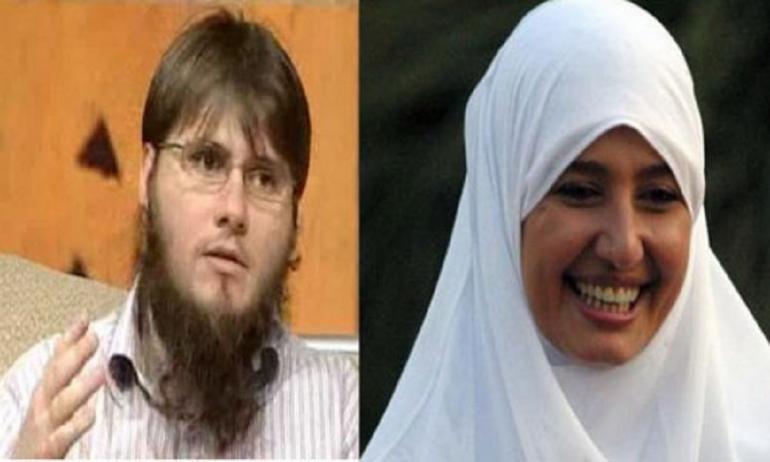 2«حلا شيحة» .. اعتزلت منذ سنوات واختارت النقاب والعمل كداعية إسلامية