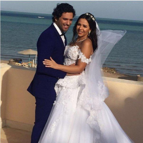 جديدة غير متوقعة في حياة حسن الرداد وإيمي غانم بعد الزواج