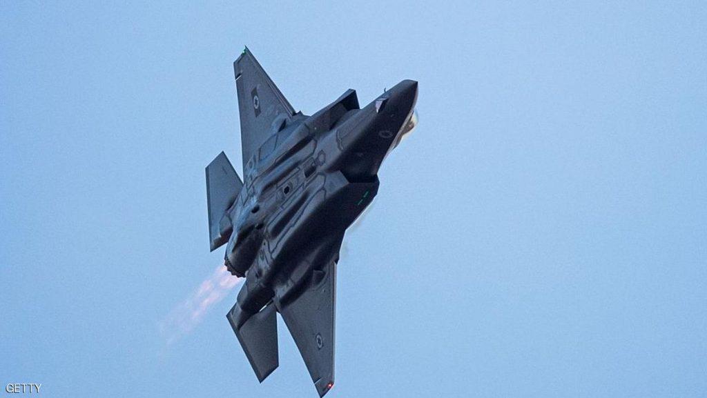 تتسلم دفعة ثانية من طائرات قتالية أمريكية «إف 35 أي»