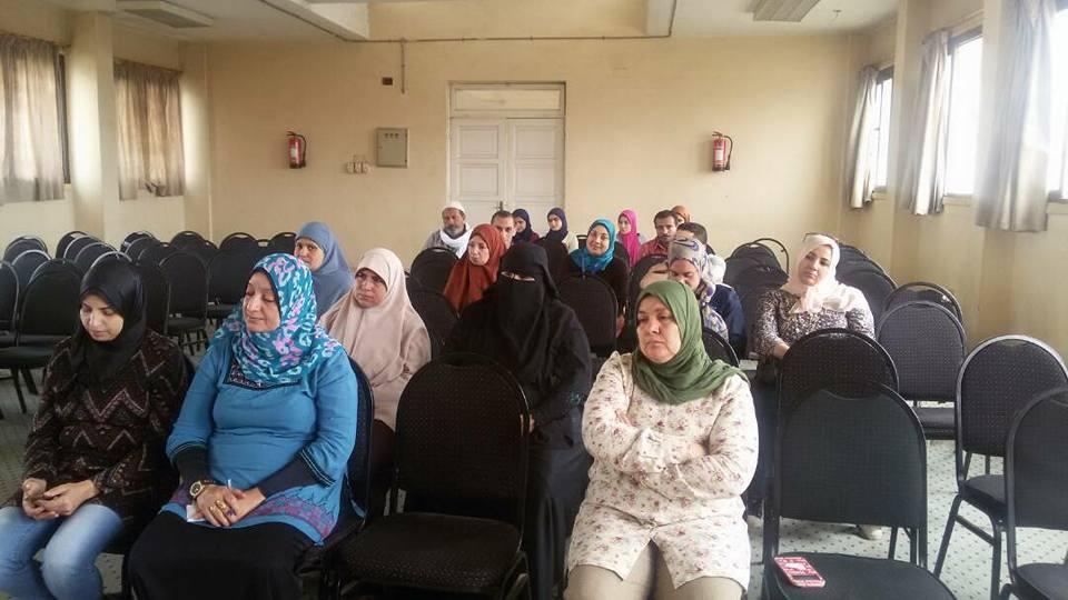 .. احتفال قصر ثقافة منيا القمح بـ «عيد تحرير سيناء» 1