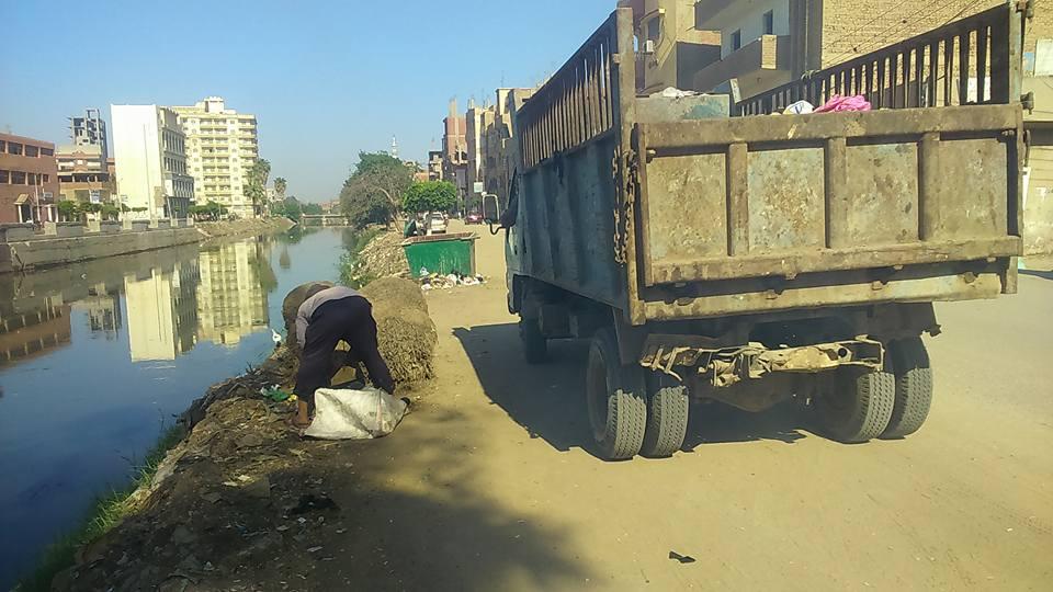 .. استمرار حملات النظافة بشوارع فاقوس 3