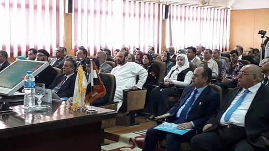 اليوم الثاني لمؤتمر «الأمن الفكري ونبذ العنف» بجامعة الزقازيق 1