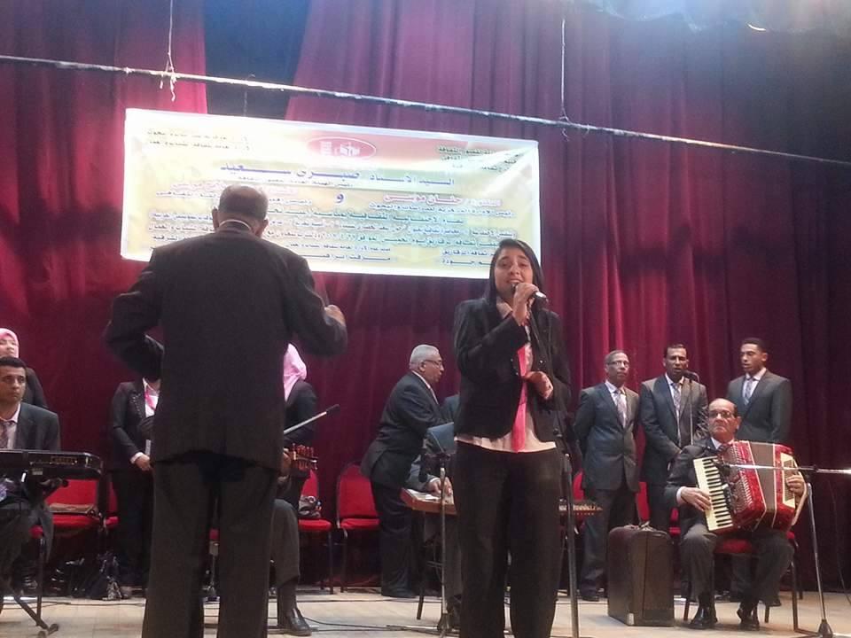 الشرقية تحتفل بذكرى تحرير سيناء 3