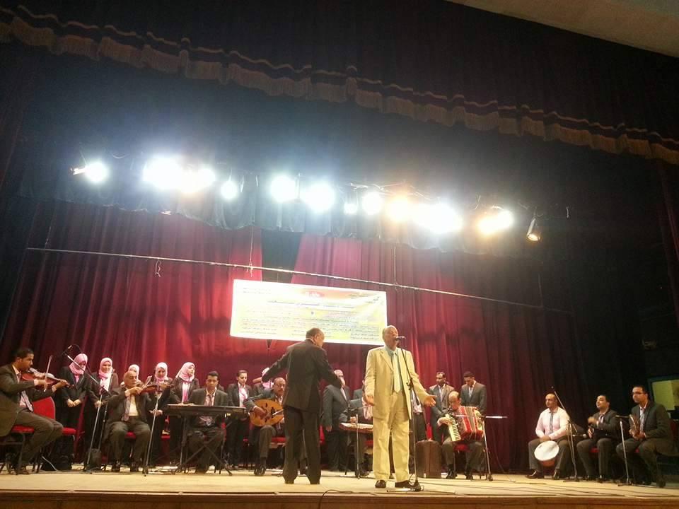 الشرقية تحتفل بذكرى تحرير سيناء