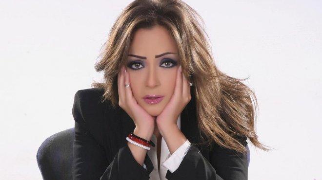الثالثة.. ريم البارودي تتحدث عن زواج أحمد سعد وسمية الخشاب