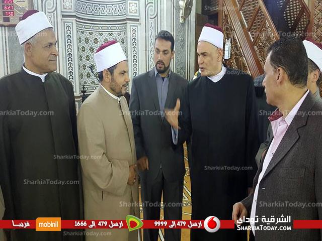 الشرقية ومدير الأمن يشهدان احتفالية الأوقاف بذكرى لإسراء والمعراج2