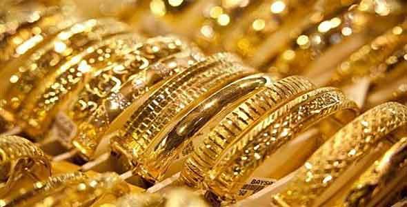 نسبي لأسعار الذهب خلال تعاملات اليوم