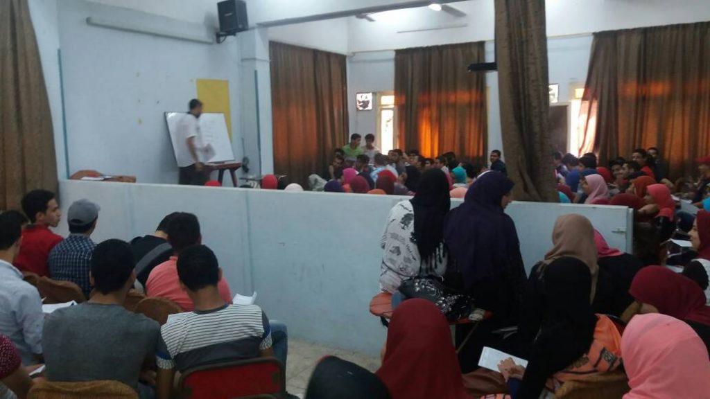 يختتم جولاته الميدانية لمتابعة أعمال امتحانات الشهادة الابتدائية بمنيا القمح 3