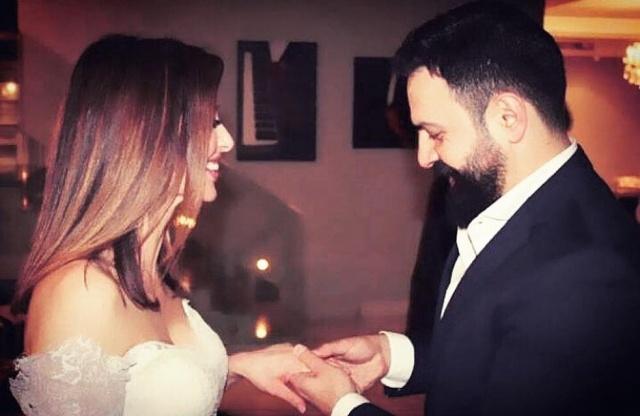 الأول لوفاء الكيلاني على زواجها من تيم حسن