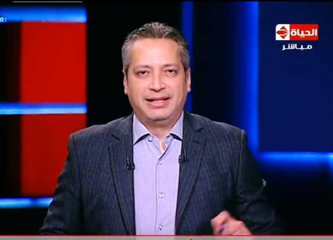 .. تعليق تامر أمين على ما كتبته شقيقة رونالدو عن مصر