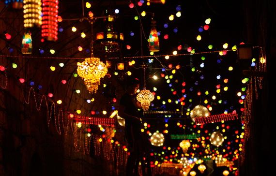 Ramadan lantern Fanous 43