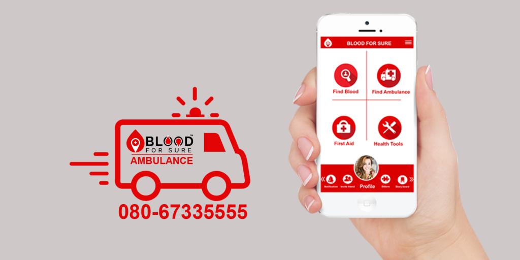 blood for sure ambulance
