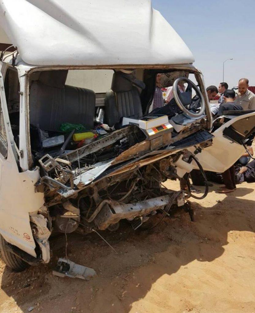 3 أشخاص في حادث تصادم علي طريق «بلبيس العاشر من رمضان»6