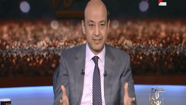 .. عمرو أديب يعرض صورة كارثية من قطر بعد 12 من قطع العلاقات
