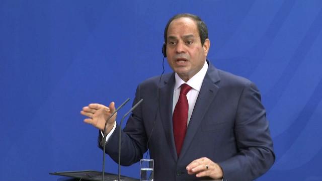 .. السيسى يستعرض رؤية مصر 2030 فى قمة العشرين بألمانيا 1