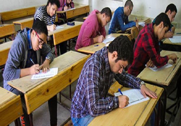 نتلق أي شكاوى من امتحانات اليوم بالثانوية
