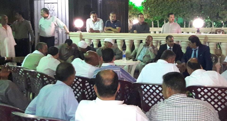 مجلس النواب يزور قرية «السناجرة» بأبوحماد برفقة النائب «أحمد أباظة » 2