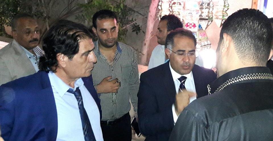 مجلس النواب يزور قرية «السناجرة» بأبوحماد برفقة النائب «أحمد أباظة » 4