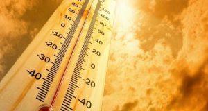 مصر تحت حرارة الشمس ...موجة حارة تضرب البلاد