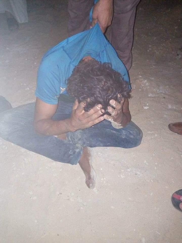 يضبطون لص بعد سرقته لأحد الشقق بالعاشر من رمضان 1